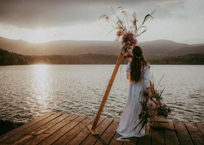 Svatba na mole